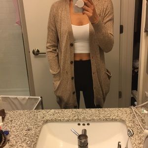 Another madewell sweater cardigan